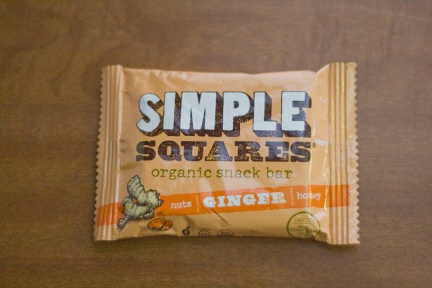 Post 11 - Simple Square Ginger