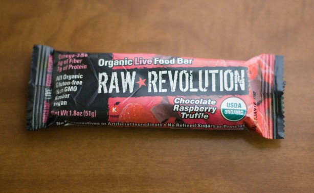 Post 2 - Chocolate Raspberry Truffle