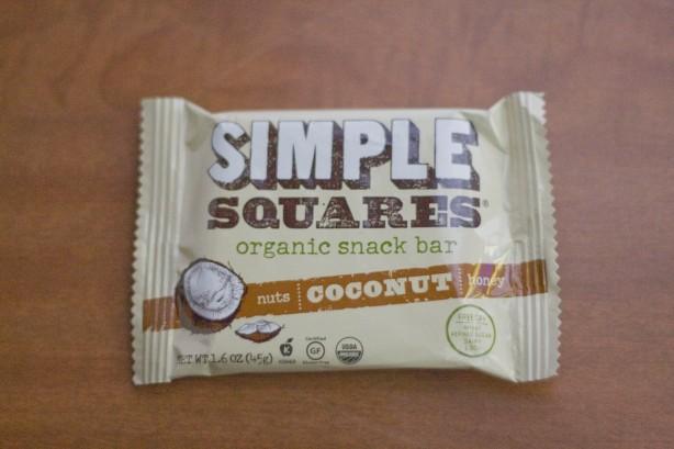 Post 3 - Simple Square