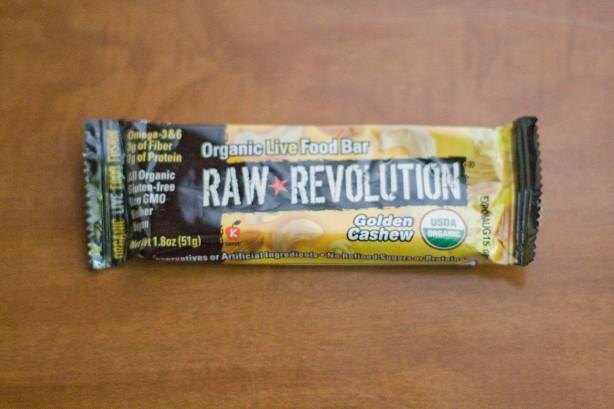 Post 7 - RawRev Golden Cashew