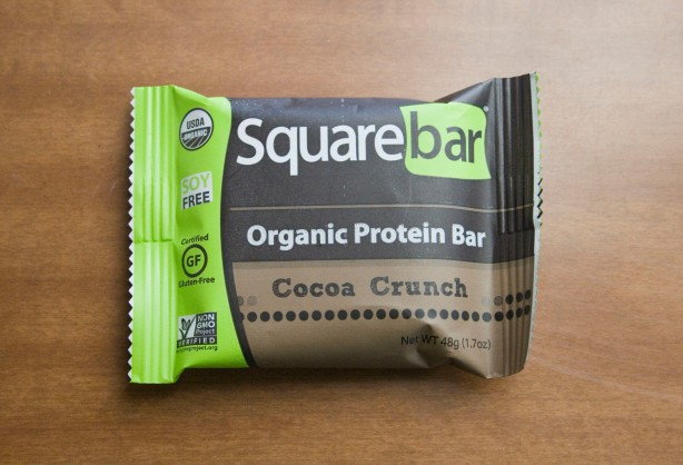 Post 8 - Squarebar Cocoa Crunch