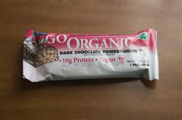 Post 18 - Nugo Organic Dark Chocolate Pomegranate
