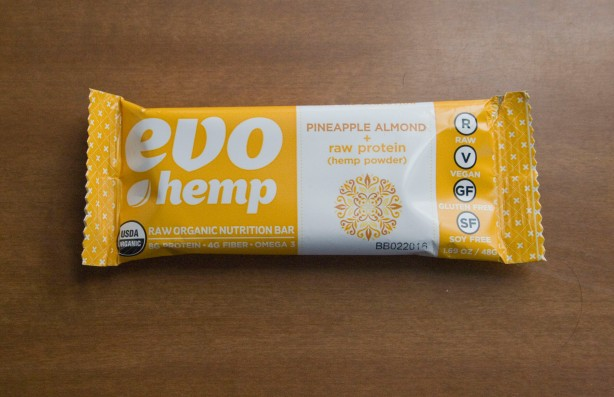 Post 19 - Evo Hemp Pineapple Almond