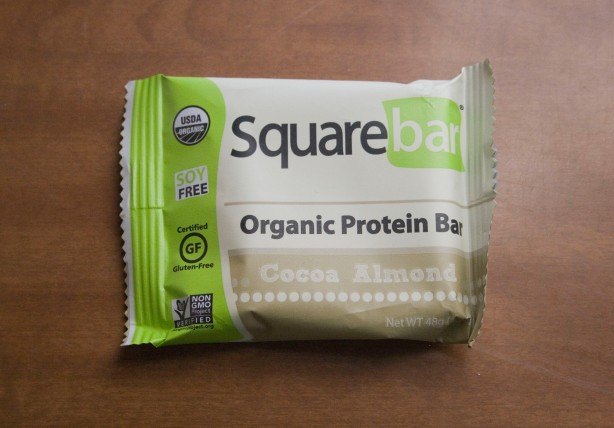 Post 20 - Squarebar Cocoa Almond